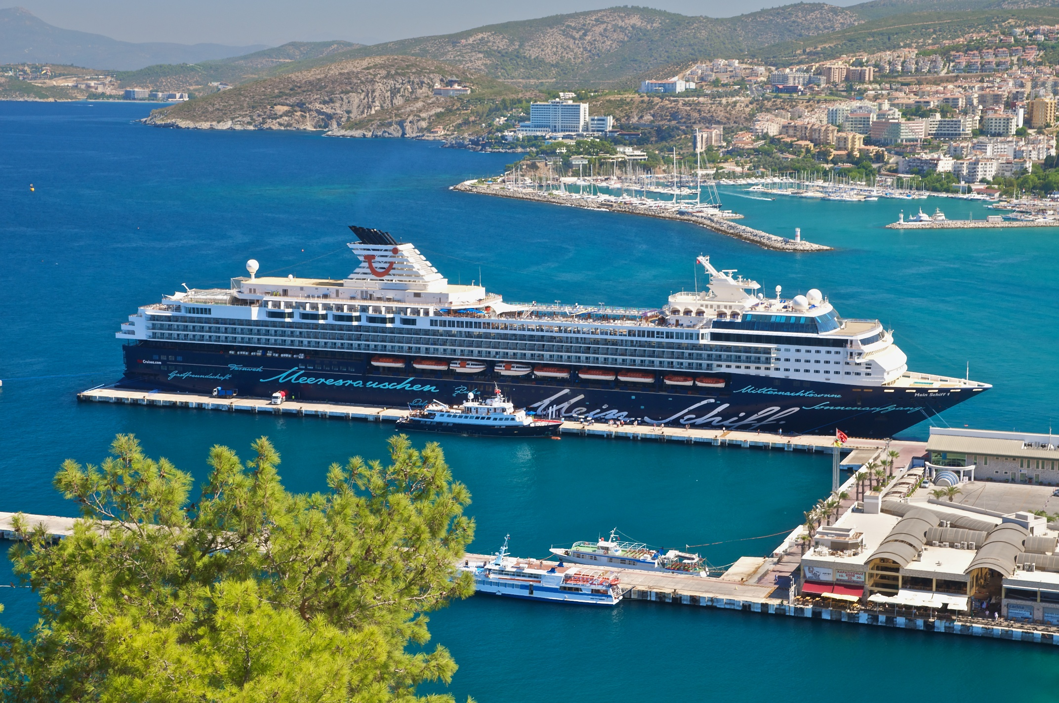 How Much Does A Cruise Ship Weigh | Fitbudha.com