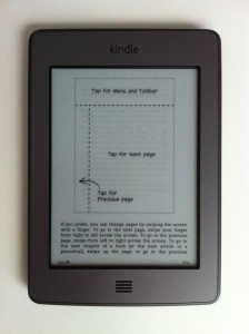 Kindle Touch Review